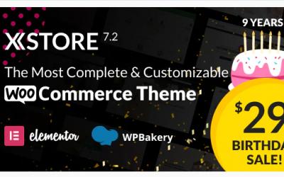 Avis sur XStore : Le thème Wordpres pour votre e-commerce