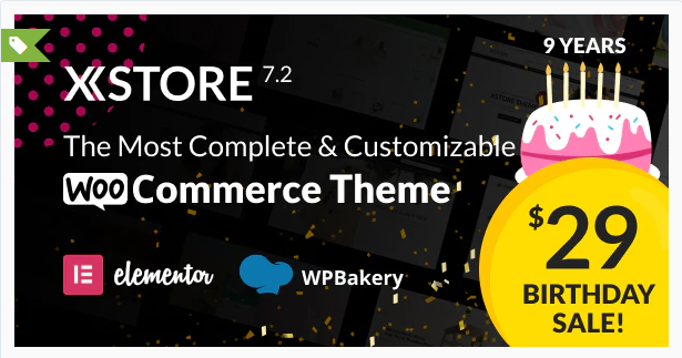 XStore theme wordpress