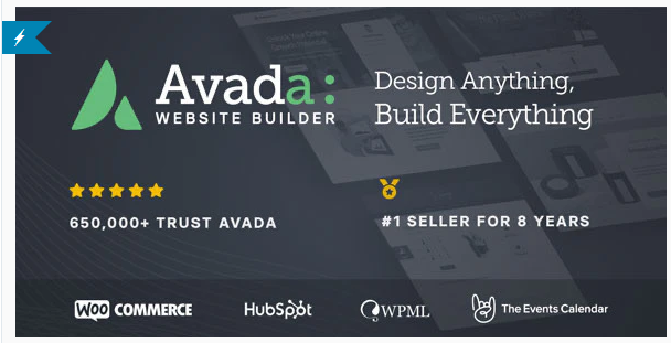 avada theme wordpress